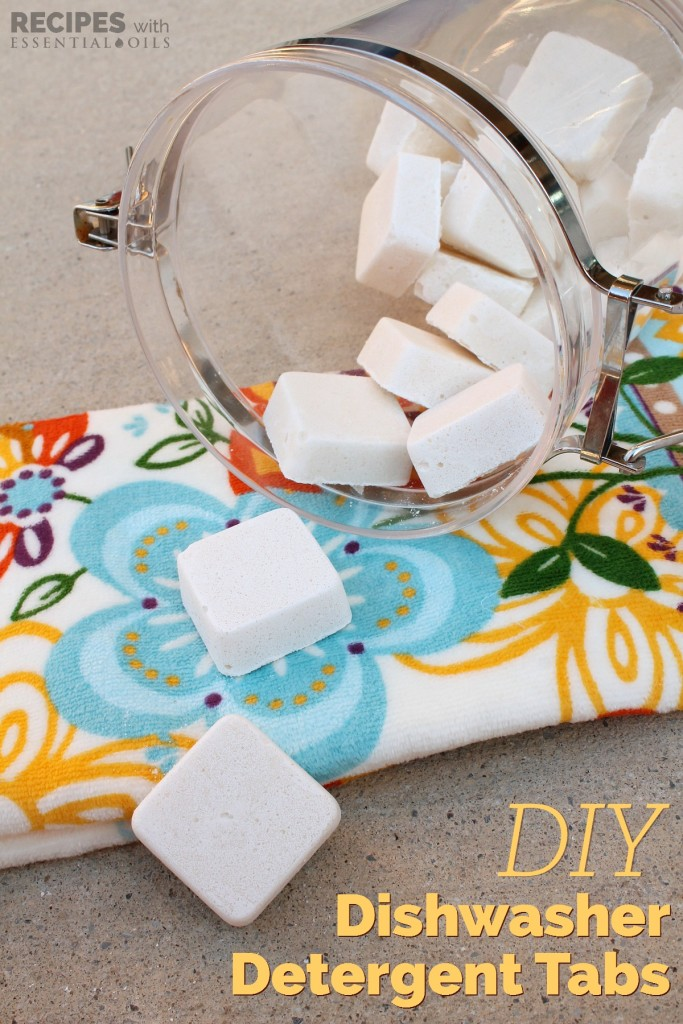 homemade detergent diy