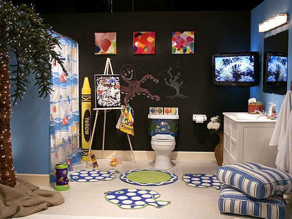 Kids Bathroom Decorating Ideas - Kids-room-decorating-ideas-from-corazzin