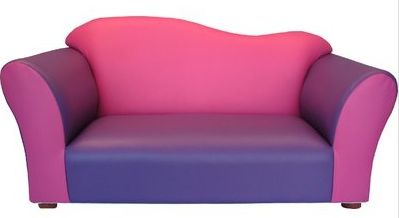 Colorful Wave Sofa For Kids
