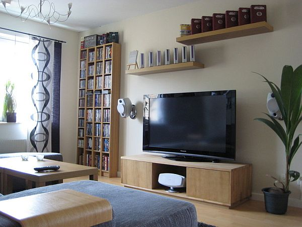 How to choose the tv size for the room - What size tv to get for living room ...
