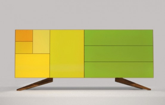 Exceptional ISO System 216 U2013 A Very Bright And Fun Sideboard Amazing Pictures