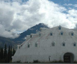 Igloo Hotel in Alaska