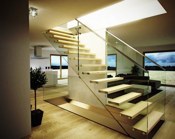 Great 14 Modern Indoor Stairs