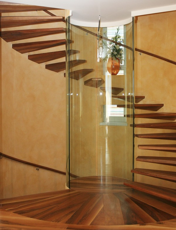14 Modern Indoor Stairs