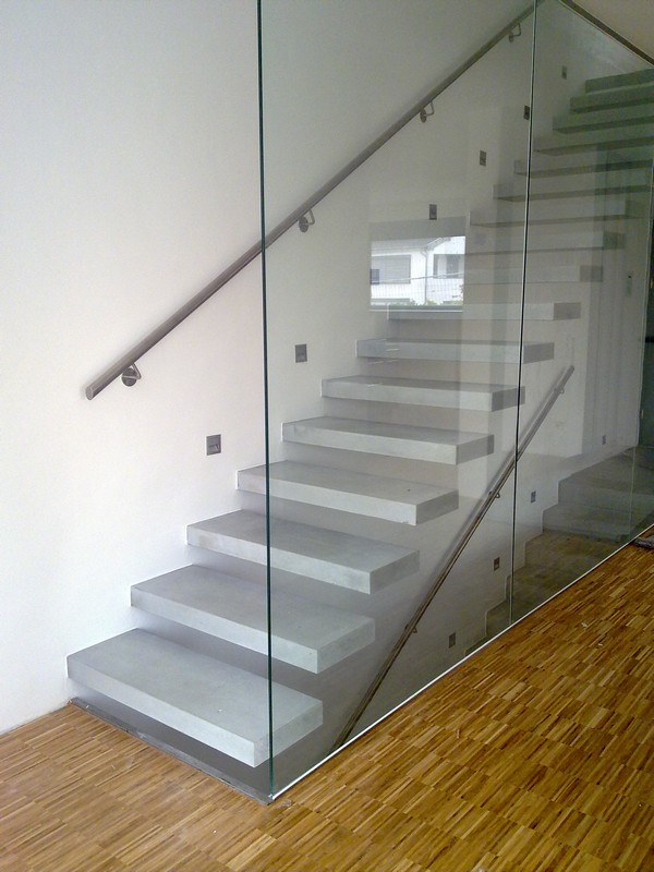 View in gallery. Modern indoor stairs ...