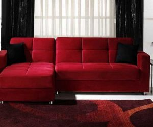 Modern Bobkona Hungtinton Sectional Sofa · Modern Sectional Sofa By Istikbal