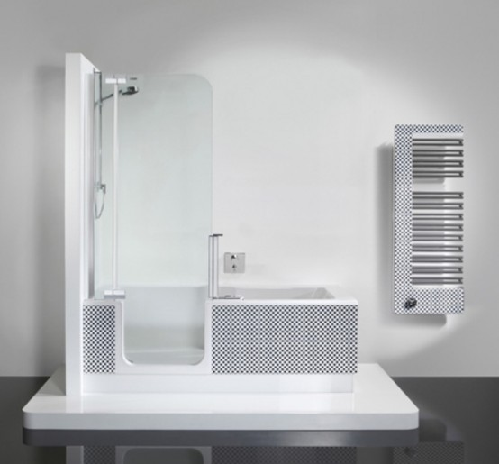 Bath And Shower In One - Best Showers 2017