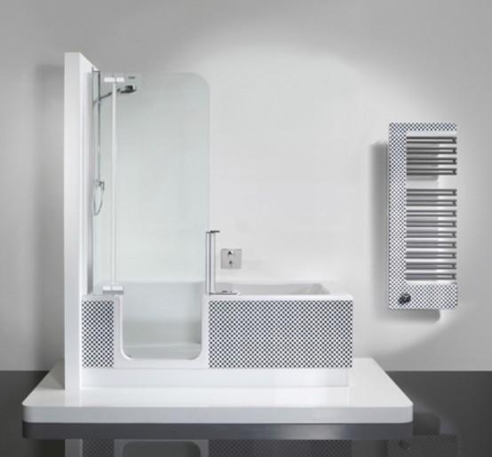 Dornbracht S New Horizontal Shower Unit View In Gallery