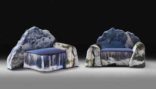 All These Beautiful Interior Feelings Are Reflected In The Design Used By Gaetano  Pesce For Montanara, The Couch That Was Created ... Design