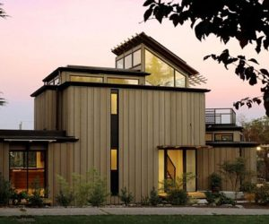 """Green"" House in Washington by David Vandervort Architects"