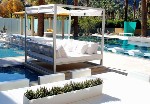 15 poolside area design ideas and how to change your house for Swimming pool room ideas