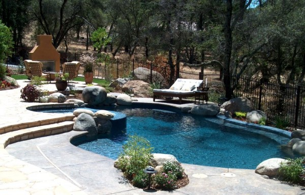 View ... & 15 Poolside Area Design Ideas And How To Change Your House