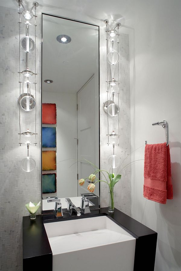 Powder Room Decoration Awesome - Small powder room designs