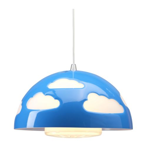 Skojig pendant lamp for kids from ikea - Lampade bambini ikea ...