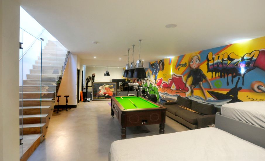 How To Use Graffiti To Give Character To Your Home