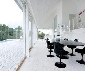 Elegant Incredible Summer House Design Ideas