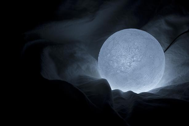 Mysterious La Luna Table By Liane Yaroslavsky · View In Gallery Gallery