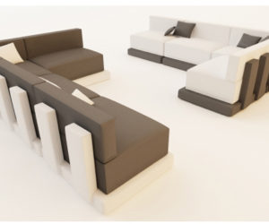 Modern furniture collection from The Home Key