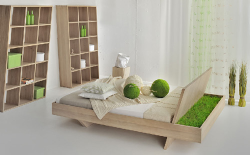 Innovative Bed From Vitamin Design