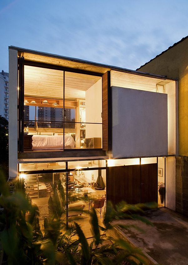 A Typical Brazilian House By Apiacas Architects