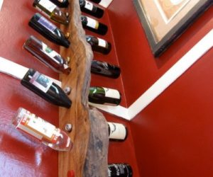 5 DIY Wooden Wine Racks With Rustic Designs and Unique Features