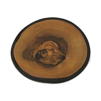 Wonderful Olive Wood Drinks Coasters Nice Design