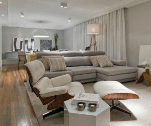 São Paulo Beautiful Apartment Interior by Kwartet Arquitetura