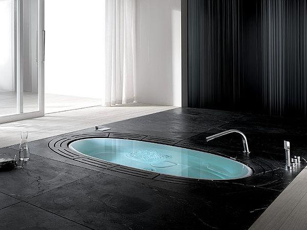 Sorgente Built In Whirlpool Bathtub By Teuco Guzzini Video