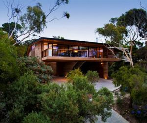 Citriodora – a nature-inspired house in Anglesea, Australia