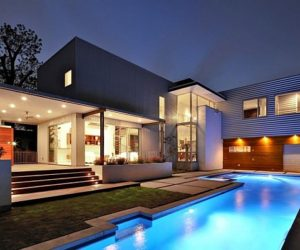 Contemporary Laurel Residence in Houston, Texas