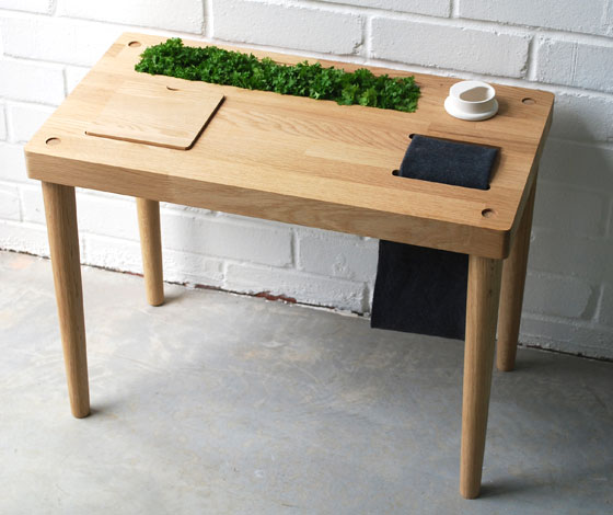 An Innovative Multifunctional Table By Ruth Vatcher