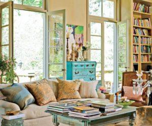 Elegant Interior Design by Leslie and Steve Ronald