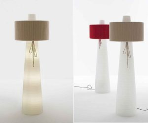 UP-Incredible Floor Lamps by Lucente