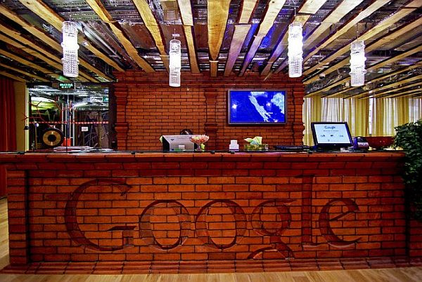 Nice Technology And Creativity In Russian Google Offices Nice Design