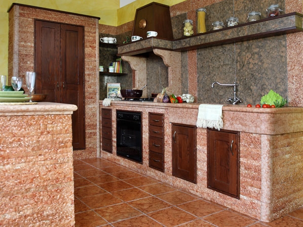 Granite Verona Kitchen
