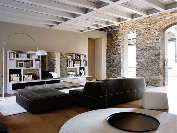 House Interior Designed In Lombardy,Italy Great Pictures