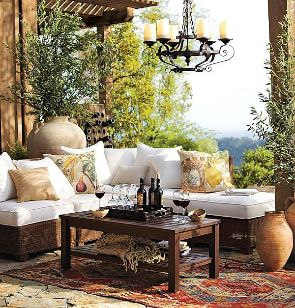 mediterranean outdoor furniture. Mediterranean Outdoor Furniture I