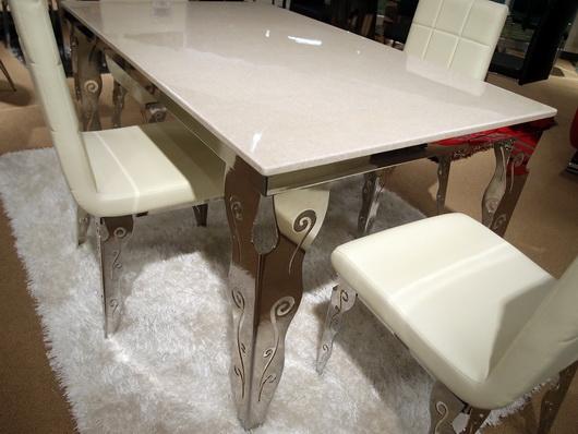 Modern Dining Furniture At The Las Vegas World Market