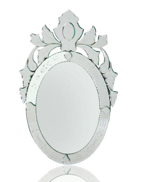 Nice Murano Venetian Mirror Design Inspirations