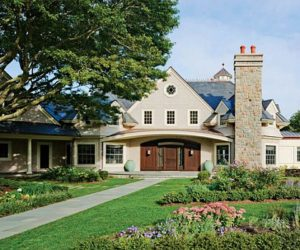 Majestic home featuring a timeless design in Newport, Rhode Island
