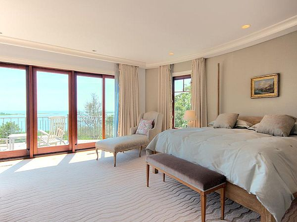Colossal single family home in cape cod - Cape cod style bedroom image ...
