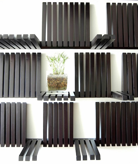 wonderful piano shelf by sebastian errazuriz. Black Bedroom Furniture Sets. Home Design Ideas
