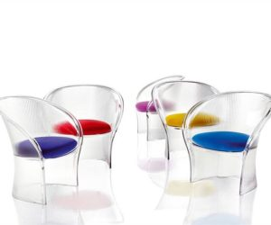 The Flower chair by Pierre Paulin