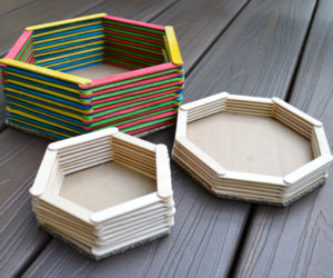 13 Awesome Things You Can Make With Popsicle Sticks