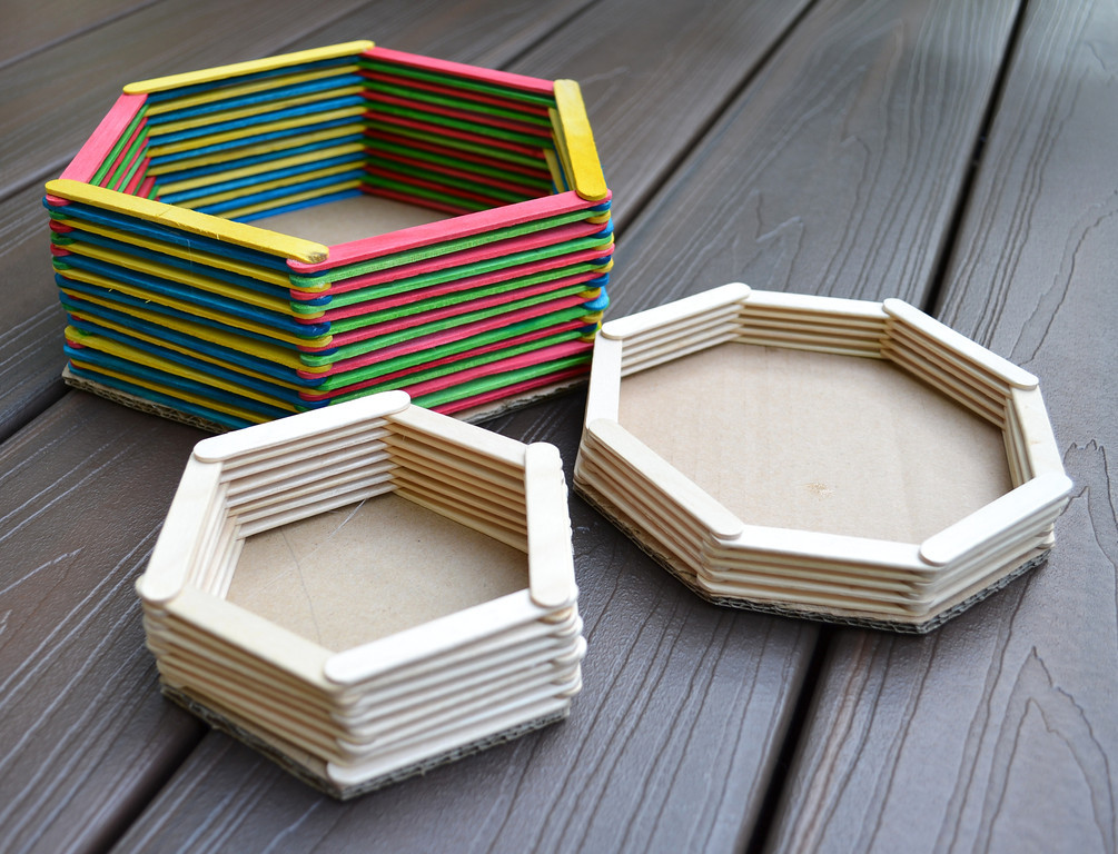 13 awesome things you can make with popsicle sticks for Cool popsicle stick creations