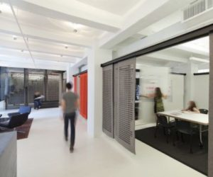 SYP's Offices in New York by A+I Design Corp