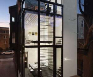 Small Space, Big Style – The Barcode House