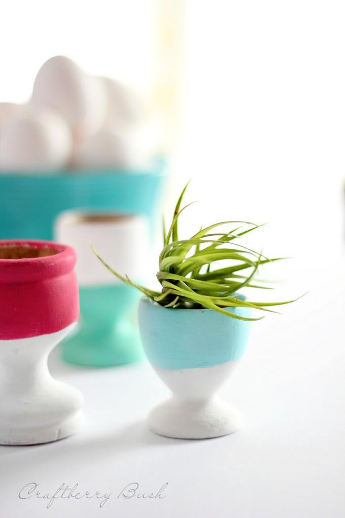 Spring small planter