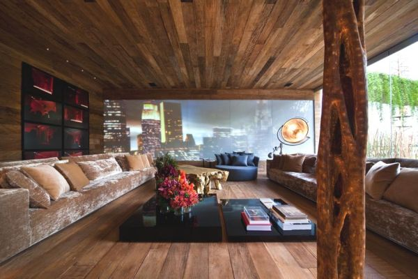 Stunning Eco Friendly Loft By Fernanda Marques Architects