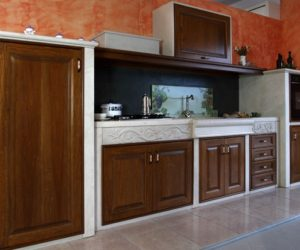 Classic Style Bacco kitchen from Neolith